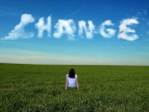 Allenarsi per il cambiamento