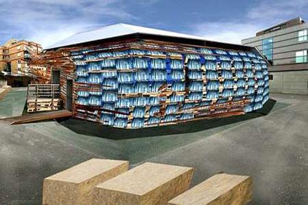 Londra: nasce 'Jellyfish', il teatro di rifiuti