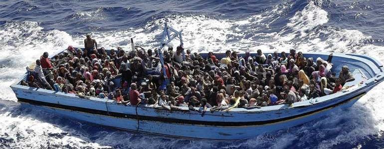 Migranti: le rotte dall'Africa all'Italia