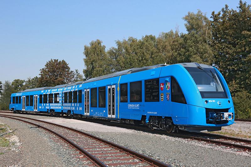 Arriva il treno a idrogeno