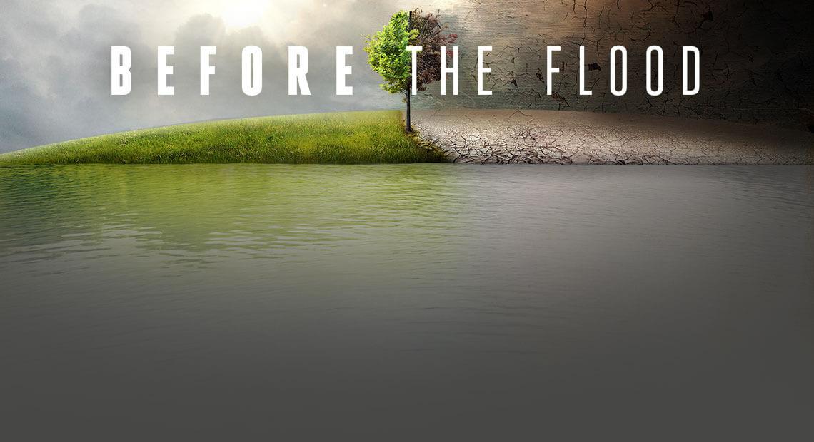 Before the flood, la saggezza di ciò che è ovvio