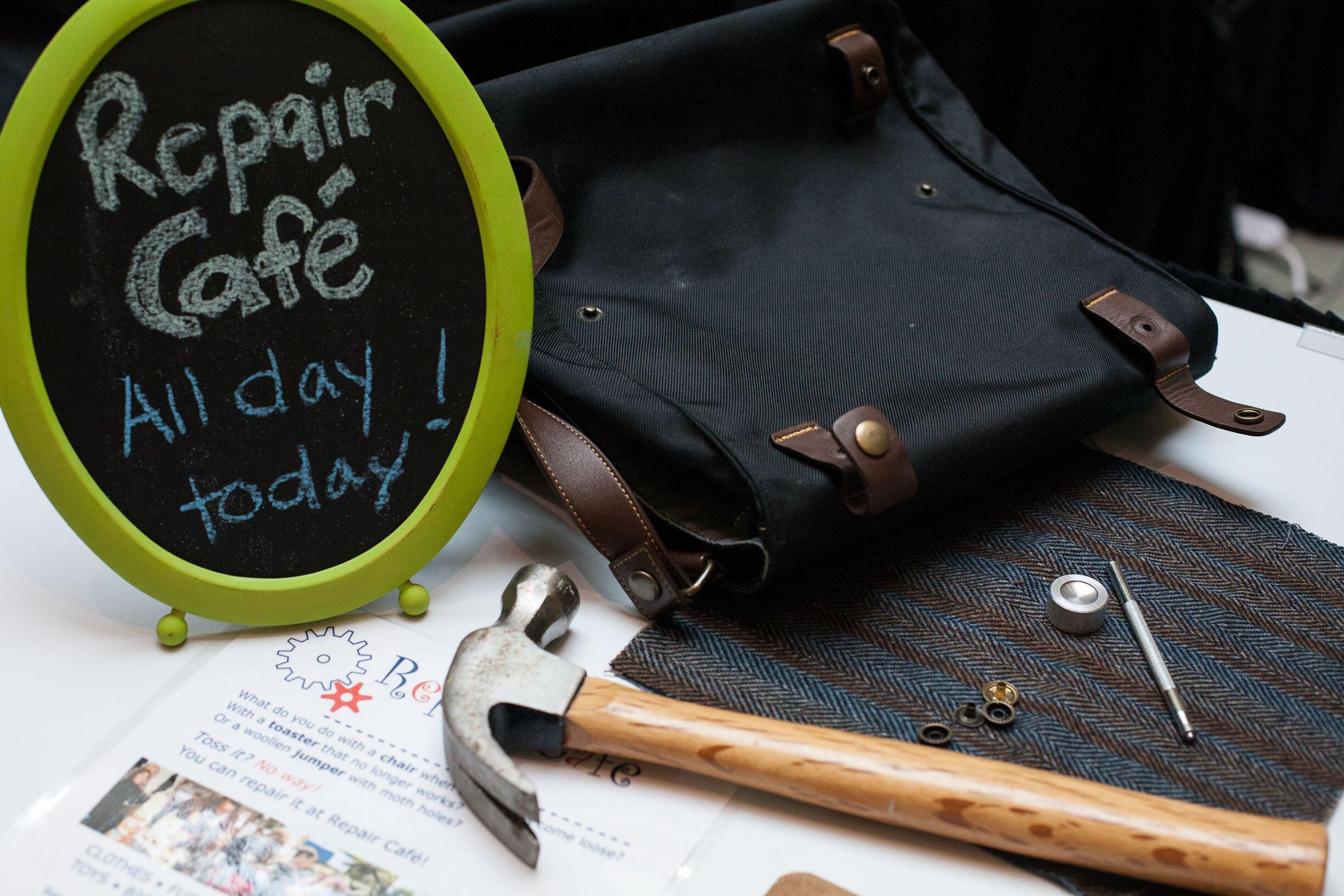 Repair Cafè anche a Roma: riparare, riciclare, riusare
