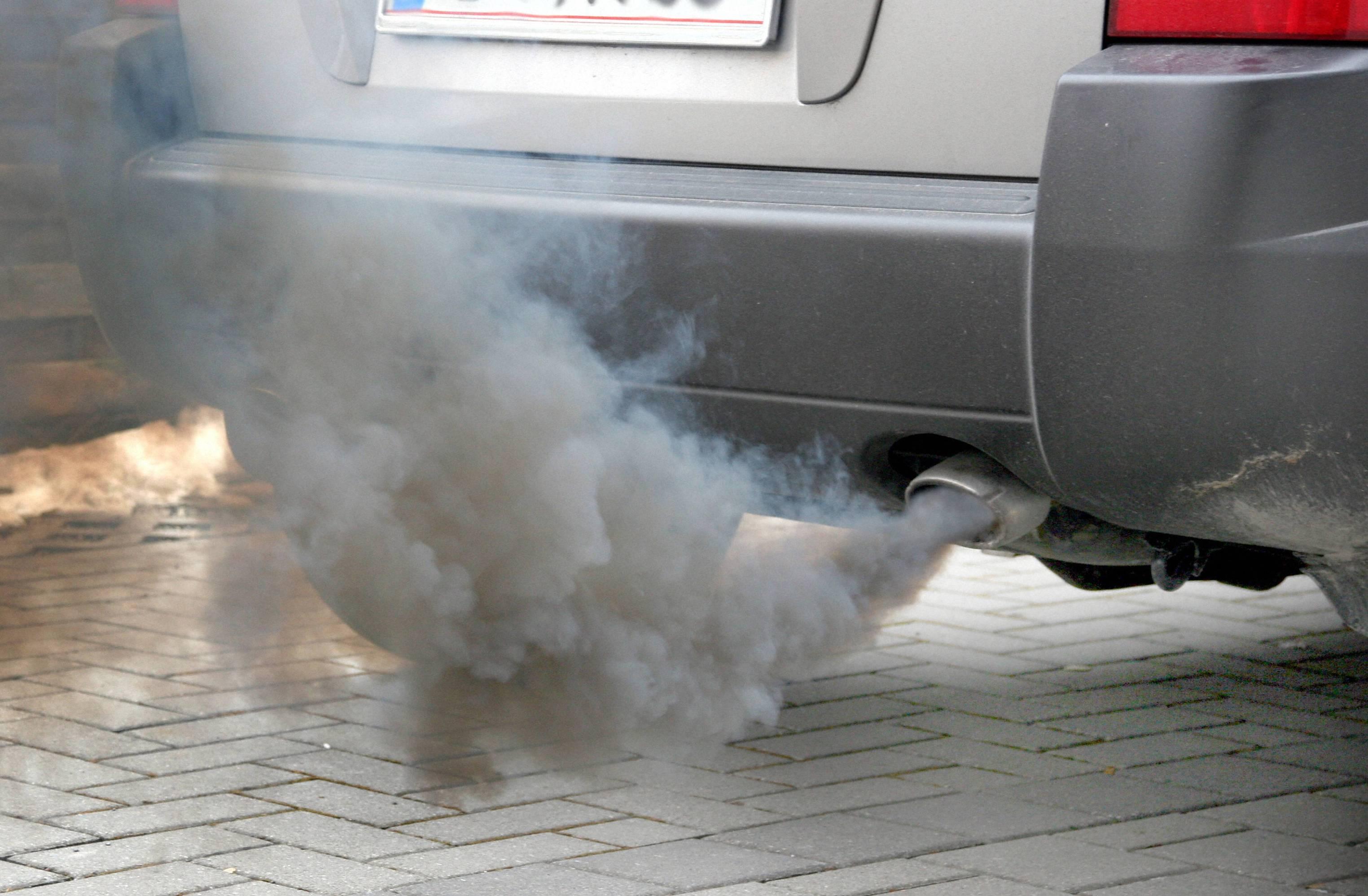 Gas di scarico: areosol al veleno per i prossimi 30 anni
