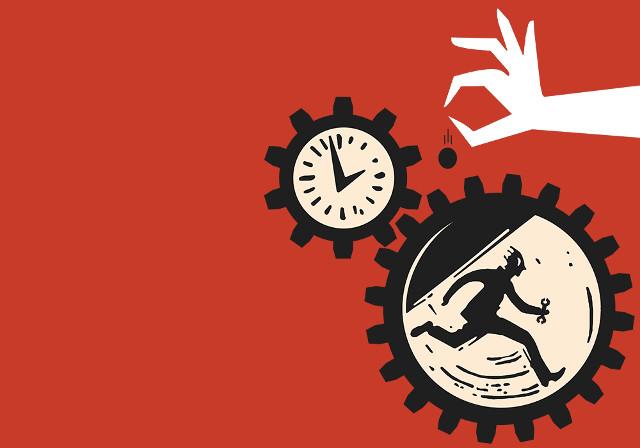 Lavorare 4 giorni a settimana per ridurre la disoccupazione... e lo stress
