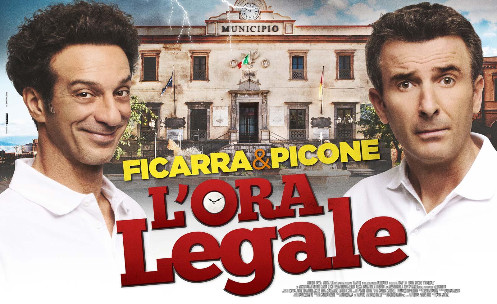 """Il film """"L'ora legale"""" di Ficarra e Picone è la fotografia dell'Italia corrotta"""