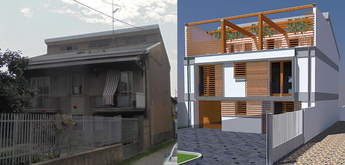 Un cantiere-scuola per imparare a costruire la casa ecologica