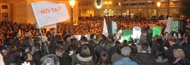 La Puglia compatta: «No al TAP»