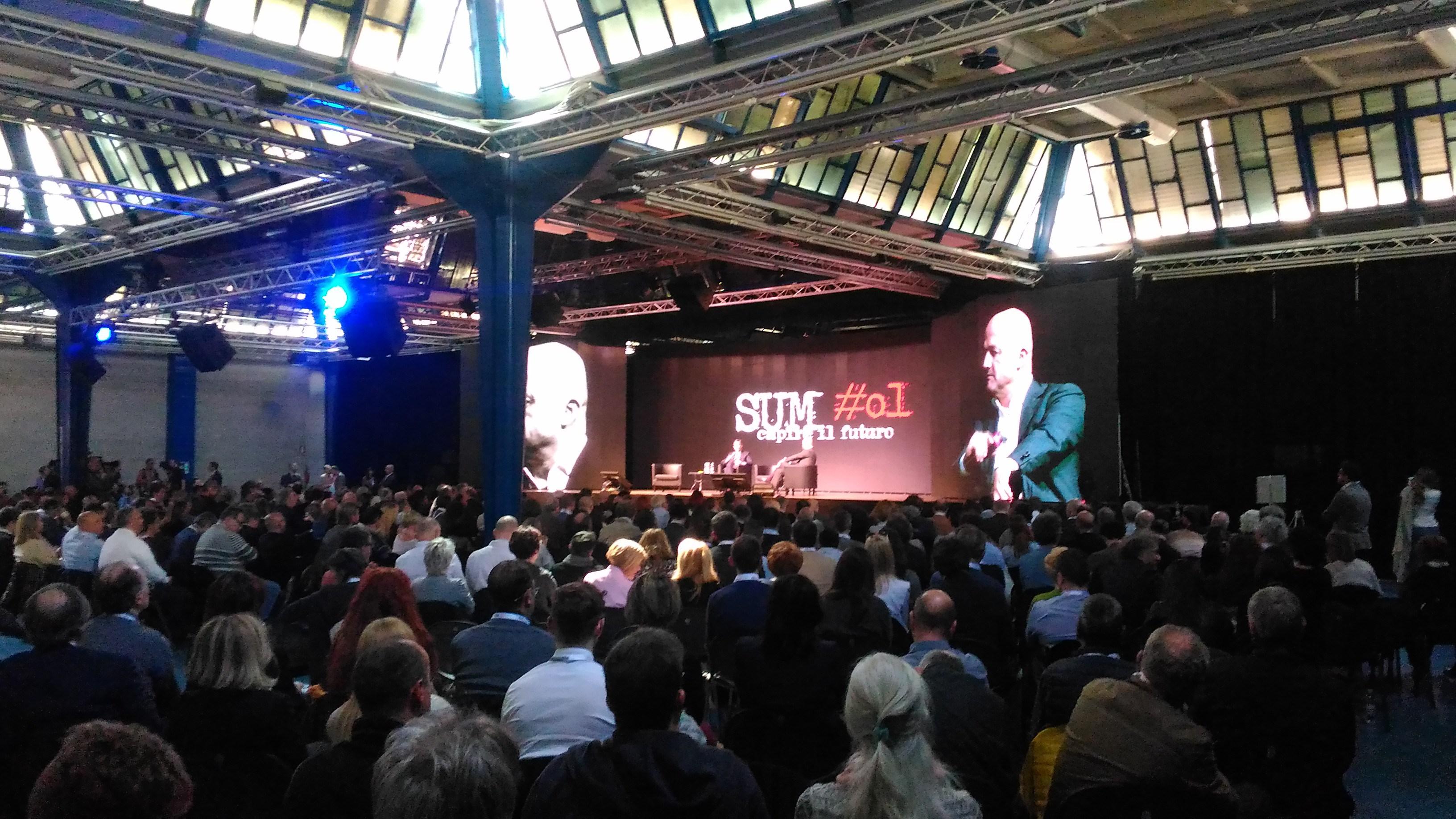 «Il futuro energetico è già qui»: Paolo Ermani al meeting di Ivrea