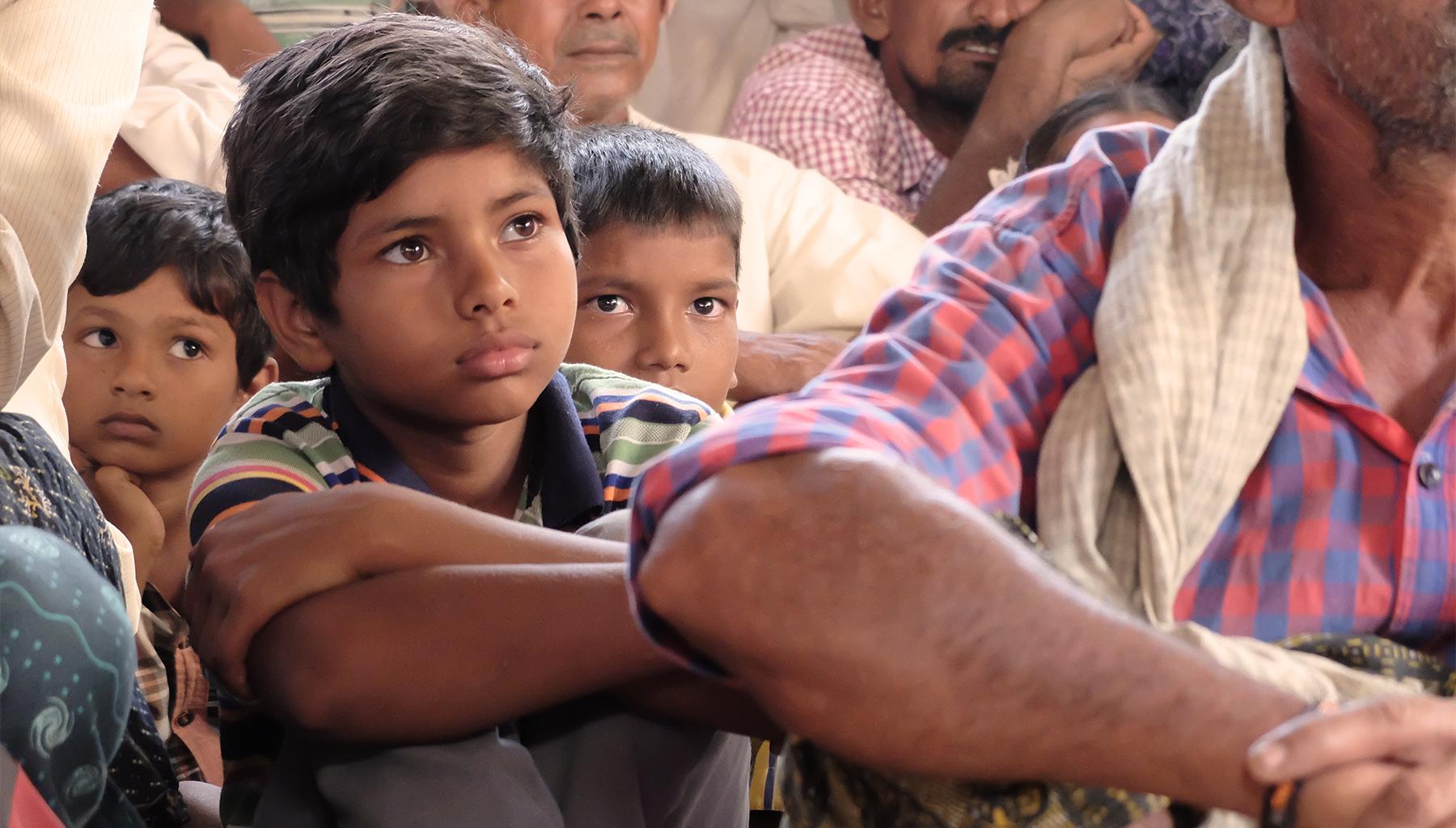 Il marketing dei vaccini in India