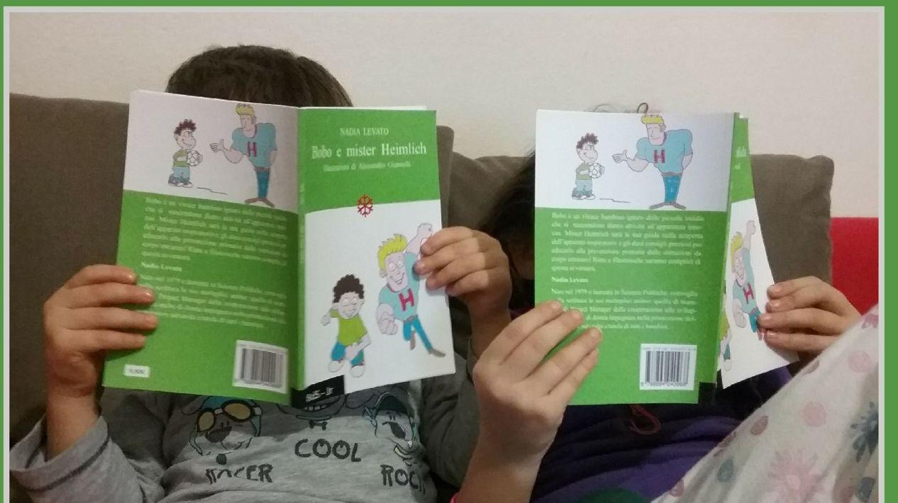 Disostruzione pediatrica: una guida per i bambini