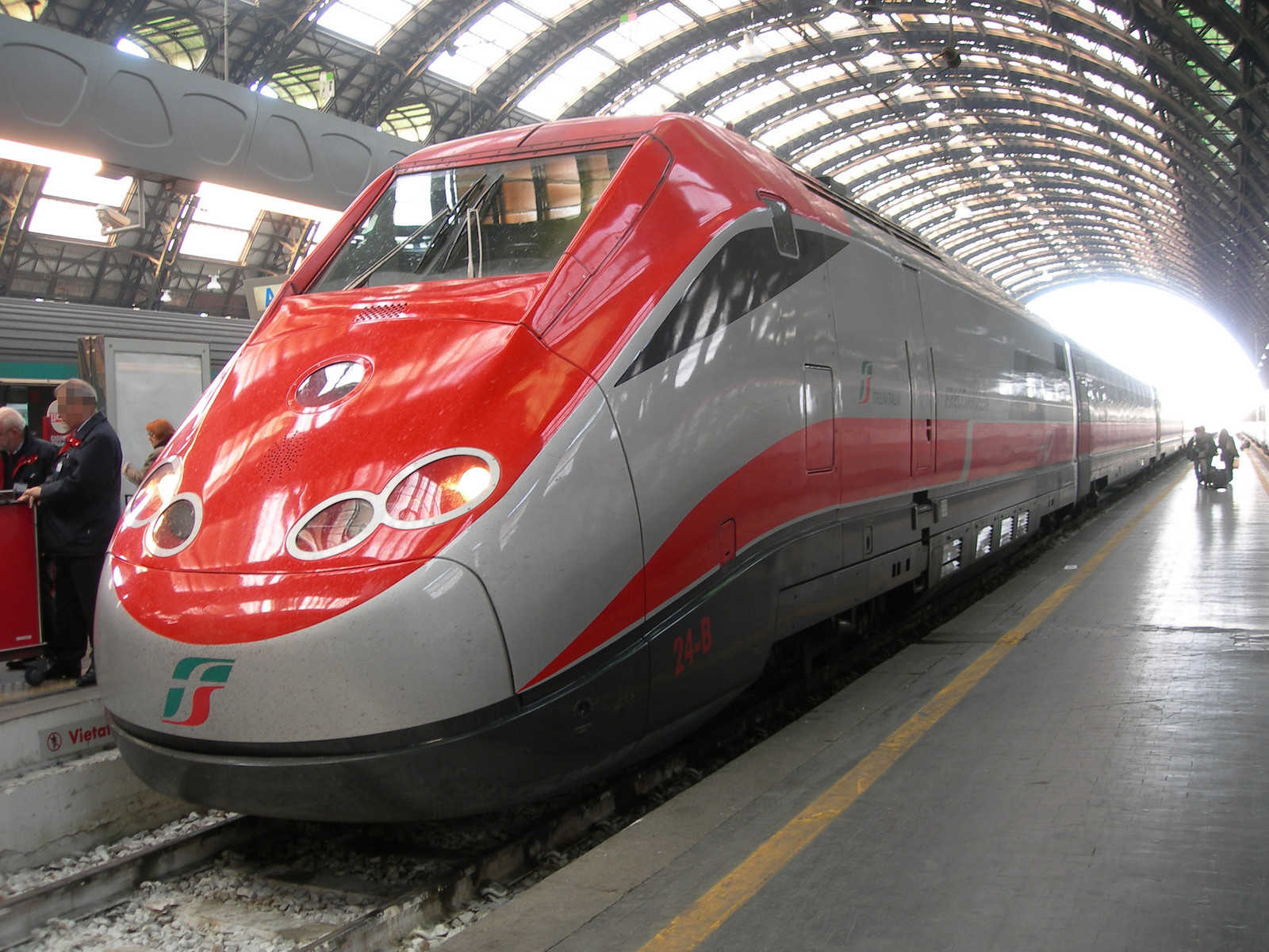 Buon Viaggio E Buone Vacanze Con Le Fregature Di Trenitalia