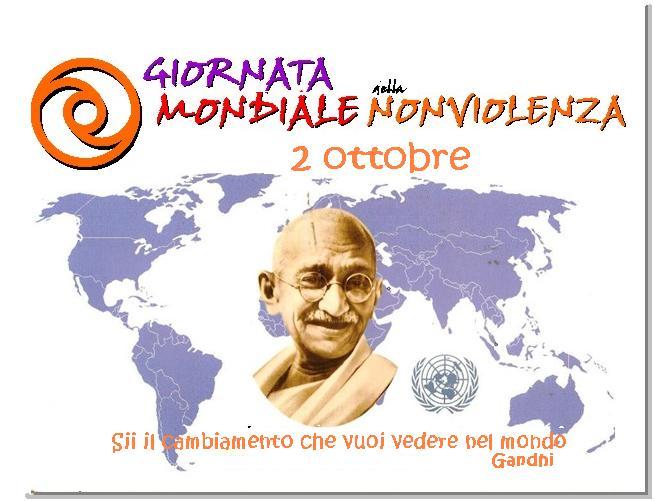 Oggi celebriamo la Giornata della Non Violenza, ma facciamolo veramente