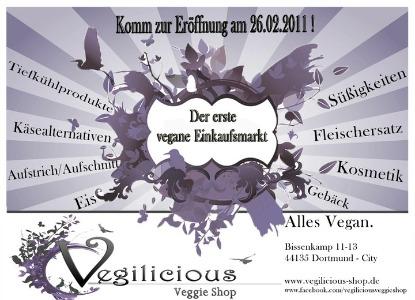 In Germania il primo supermarket Vegan d'Europa