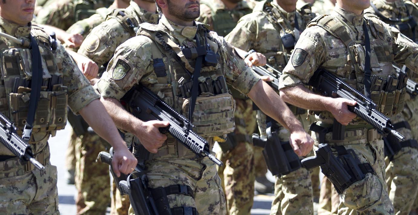«Cari candidati, su armi e spese militari non vi nasconderete più...»