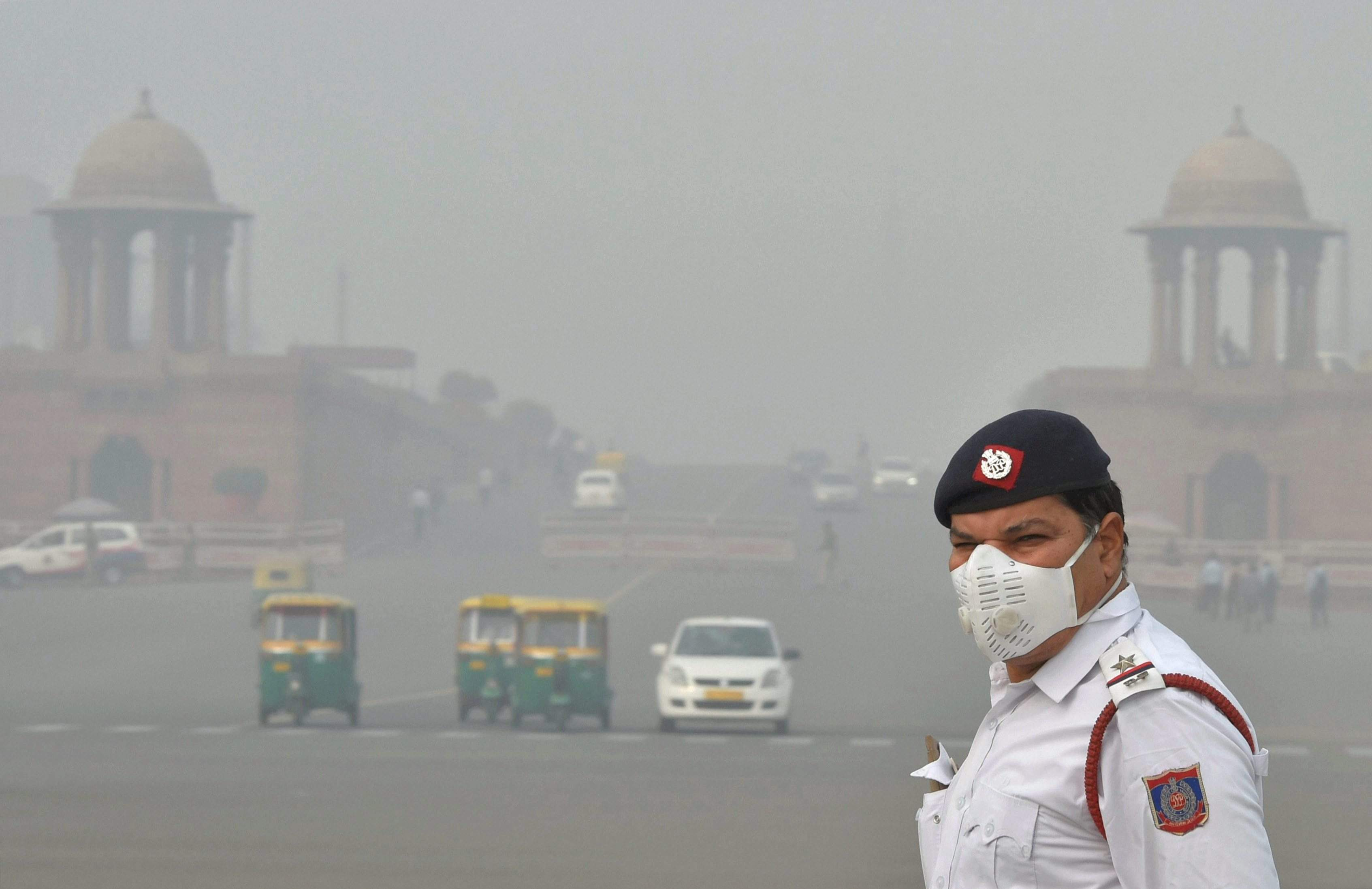 Nel mondo 9 persone su 10 respirano smog