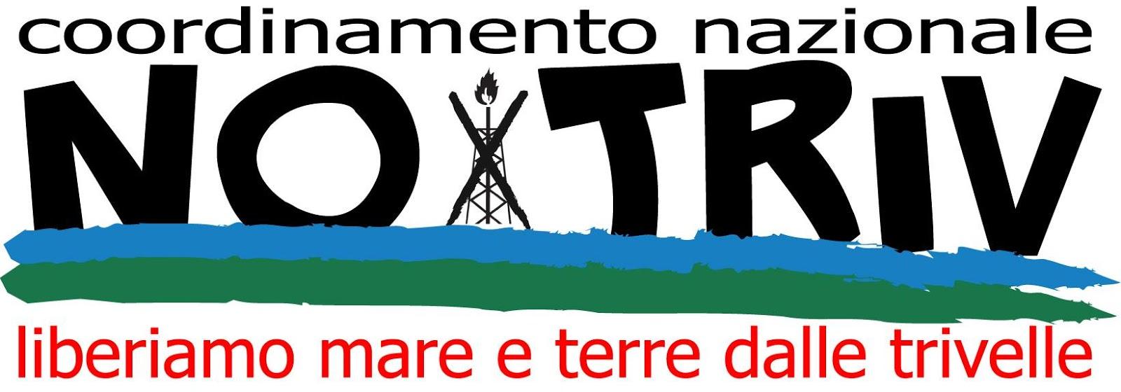 NoTriv: «Dopo i nuovi permessi concessi per le trivelle niente incontro con il ministro Costa»