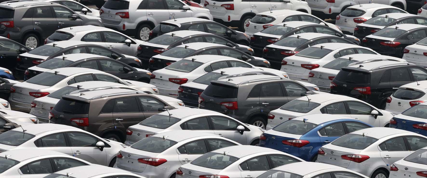 Boom di acquisto di auto nuove nell'Italia dei