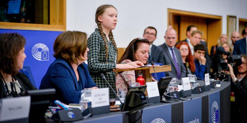 Greta Thunberg: «Il tempo sta per scadere. Non fallite, vogliamo un futuro»